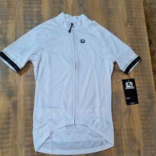 Giordana Fusion SS Cycling Jersey White Small