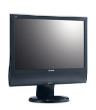 """ViewSonic Graphic VG2030WM 20"""" Widescreen LCD Monitor with built-in speakers"""