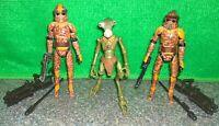 Star Wars Clone Wars Geonosis Clone Trooper WAXER + BOIL + GEONOSIAN Warrior