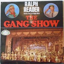 RALPH READER - Invites You To A Night With The Gang Show ~ VINYL LP