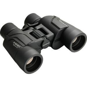 Olympus 8-16x40 S Zoom Binoculars (Black)