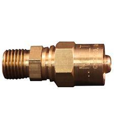 """Milton Industries 615-8 Reusable Hose End, 1/4"""" X 1/2"""" (6158)"""