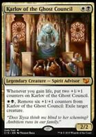 1x KARLOV OF THE GHOST COUNCIL - Commander - MTG - NM - Magic the Gathering