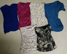 Womans Express Forever 21 Dress Blouses Top Cocktail Lot Of 7 XS-M Leopard sexy