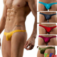 HOT Mens Underwear G-String Backless Thongs Briefs Bottom Sexy UnderpantsNEW