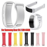 bracelet de montre de silicone bracelet sangle For Samsung Gear Fit 2 SM-R360
