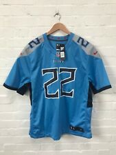 Tennessee Titans Nike Men's NFL Alternate Game Jersey - XL - Henry 22 - New