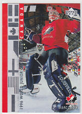 1995 95-96 Upper Deck Electric Ice #529 Marc Denis Rookie year