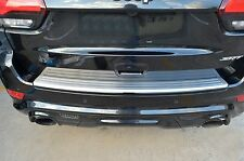 Jeep Grand Cherokee WK Stainless Bumper Rear Step Panel Boot Garnish Protector