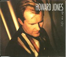 HOWARD JONES Lift me Up  RARE LIVE & 2 UNRELEASED UK CD single SEALED USA Seller