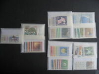 POLAND 11 different MNH complete sets very topical all 1962-67 era check em out!