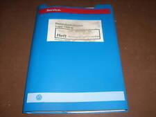 Manual de Instrucciones VW Lupo 4LV Sistema Inyección Encendido Ab 1999