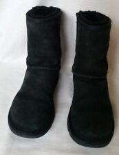 Ugg Australia Black Boots UK 4.5, EU 37