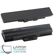 New Battery VGP-BPS21 BPS13 Sony Vaio VGN-AW VGN-FW VGN-SR VGN-BZ VGN-CS Black
