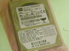 60GB Toshiba MK6025GAS  Laptop IDE Hard Drive HDD2189 F ZK01 S