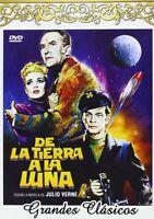 From the Earth to the Moon - De la Tierra a la Luna - Byron Haskin
