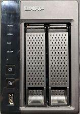 Qnap Ts-269L Nas Server with 3 Gb Memory