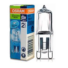 Osram 20w G9 Halopin Eco Lámpara de Cápsula Halógena Ahorradora Energía 240volts