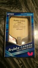 Butterfly Viscaria FL Table Tennis Paddle 91g