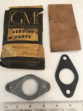NOS GM 1960s Chevrolet Chevy Corvair? Spacer & Gasket Kit #3783140, Group 3.726