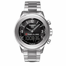 Tissot Stainless Steel Case Quartz (Battery) Adult Watches