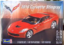 2016 Chevrolet Corvettev C 7 Stingray , 1:25, Revell 4425 new tool 2017 neu, neu