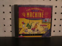 TIM The Incredible Machine Sierra Classic Contraptions PC Puzzle Game CDROM
