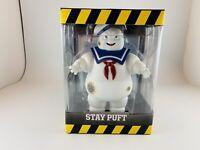 "Ghostbusters Classic 7"" STAY PUFT Figure Culturefly NIB Burnt Marshmallow Man"