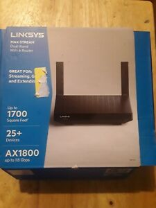 Linksys MR7350 Max-Stream Dual-Band Wi-Fi 6 Router