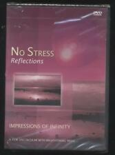 NEUF DVD NO STRESS REFLECTIONS film spectaculaire + musique pour vous détendre