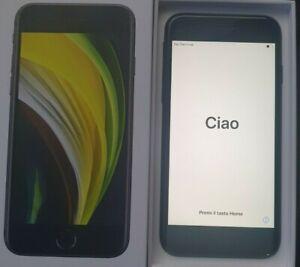 Apple iPhone SE (2020) - 64GB - (Unlocked) - Black