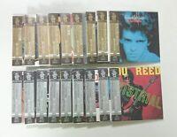 Lou Reed Japan 18 Mini-LP CD Set w/OBI Sample/Promo