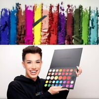 Morphe X The James Charles Palette Ultra-Smooth Creamy 39 Colors fA