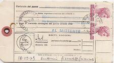 P7805   Ascoli, Ripatransone, ric. pacco ordinario, 1979