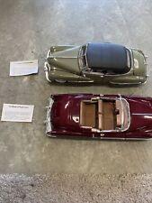 2 Anson Classic 1953 Cadillac Eldorado Convertible,1947 Cadillac Series 62