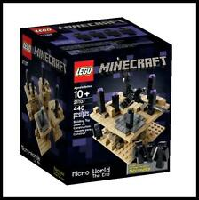 LEGO Cuusoo LEGO Minecraft Micro World - The End 21107 - Age 10+