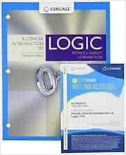 New Bundle A Concise Introduction To Logic Loose Leaf Version 13th Edition