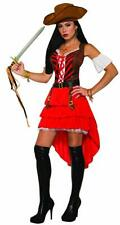 Adult Pirate Vixen Swashbuckler Buccaneer Costume