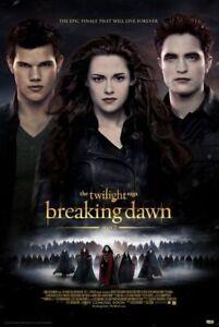 Twilight Breaking Dawn Part 2 One Sheet - Poster 61x91,5 cm