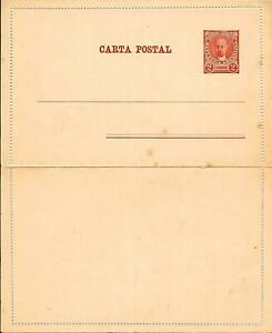 Pre-paid Letter Card (Mint) - Issued 1888-90 (Ref.1)