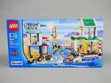 LEGO City MARINA  4644 -COMPLETE- #rt