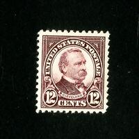US Stamps # 564 Superb OG NH Choice