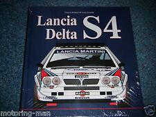 LANCIA DELTA S4 Lombard RAC Rally olmypus HENRI TOIVONEN RALLY MARKKU ALEN LIBRO