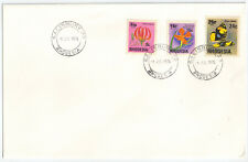 Rhodesia 1976 Overprints SALISBURY  Jul 1