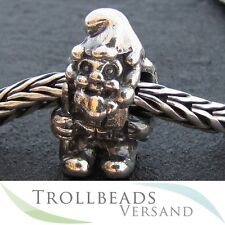 "TROLLBEADS Gartenzwerg WORLD Tour Deutschland Germany ""Garden Gnome"" DE11302"