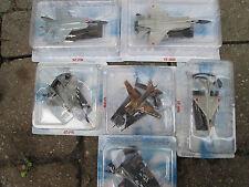 6er SET Mig -21 / 23 / 25 / 29 / 31 Jak-38  Avion 1:144 YakAir Avion / Aircraft