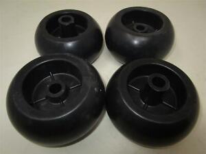 4 Anti Scalp Deck Mower Wheel Scalp for Exmark Toro 1-603299 68-2730 68-2730