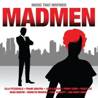 MAD MEN-MUSIC THAT INSPIRED 2 CD NEW+