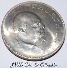 1965 Winston Churchill Commemorative Crown Coin,