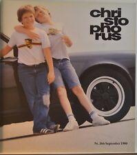 Porsche Christophorus Nr. 166 / September 1980 - Werkszeitschrift 09/1980